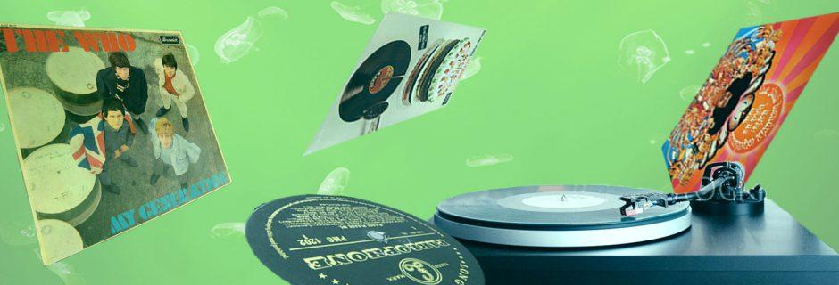 アナログレコード専門店 通信販売