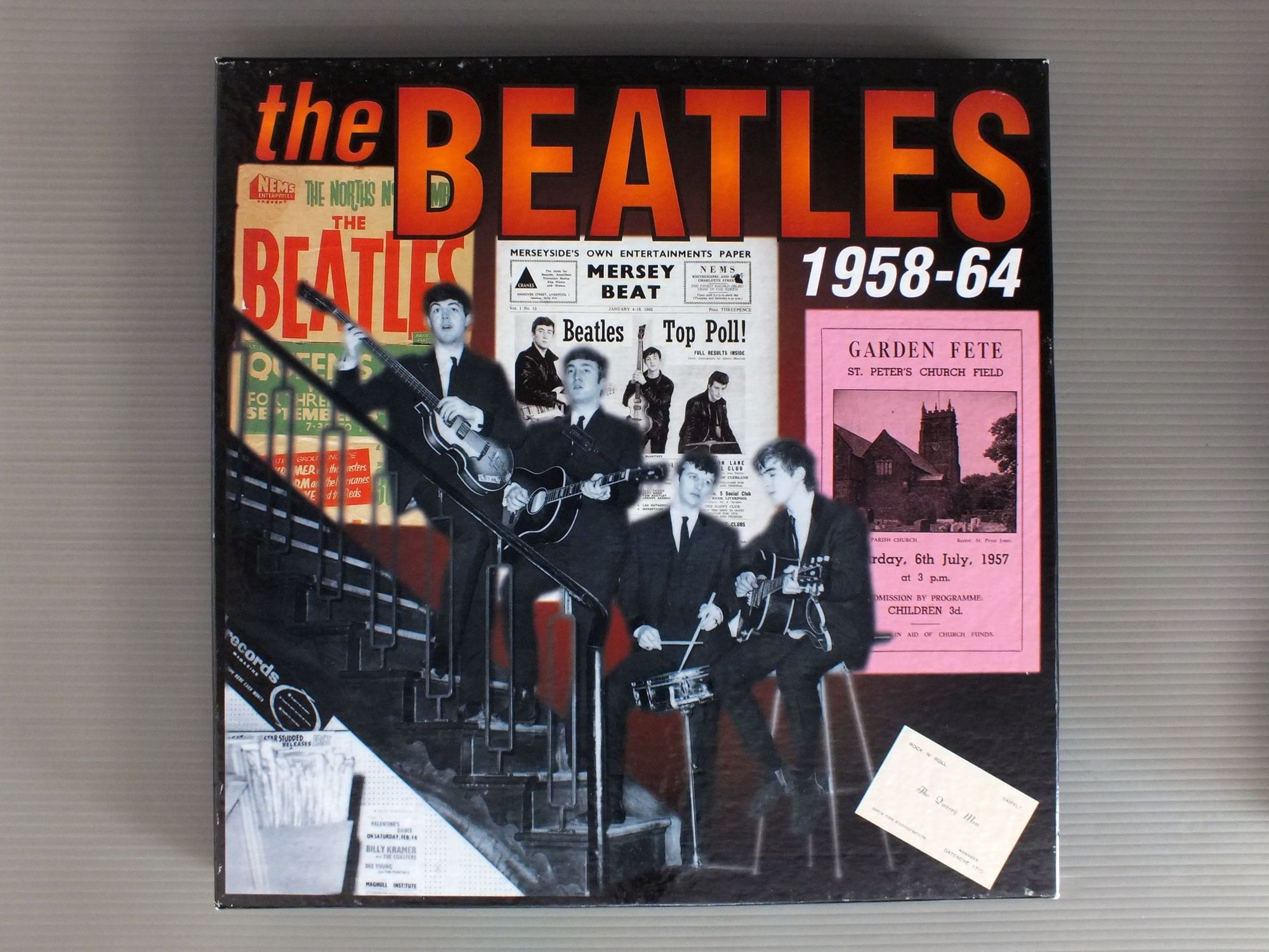 Beatles ANTHOLOGY 1 BOX