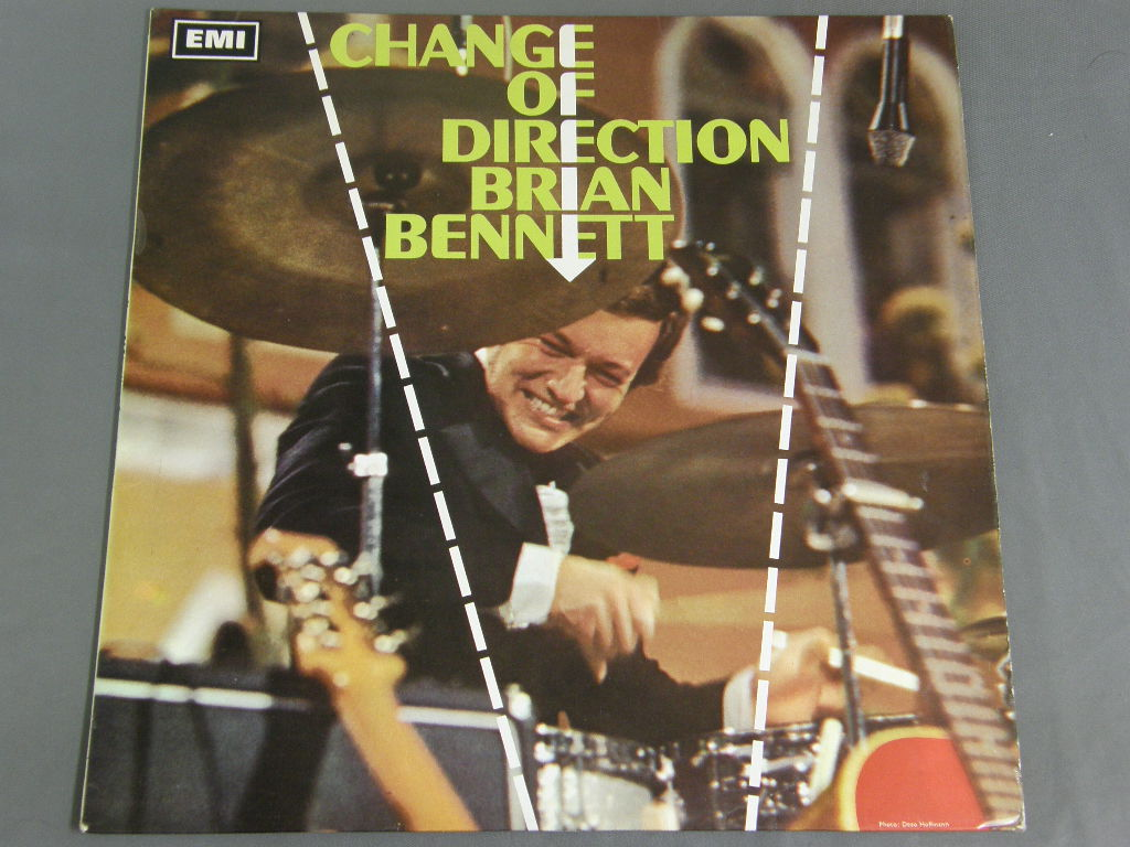 brian bennett change of direction