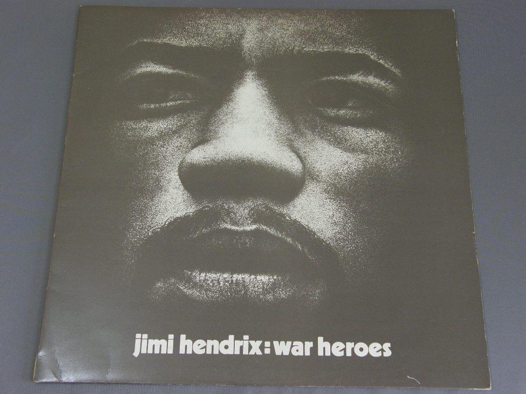 jimi hendrix war heroes vinyl records lp cd on cdandlp. Black Bedroom Furniture Sets. Home Design Ideas