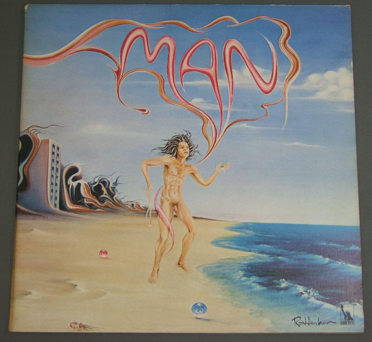 MAN - 1st ALBUM - 33T