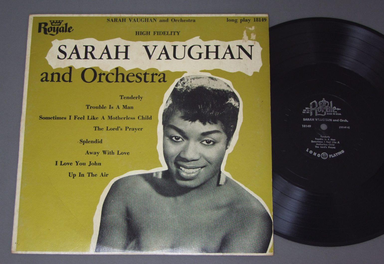 Sarah Vaughan - 1949-1987