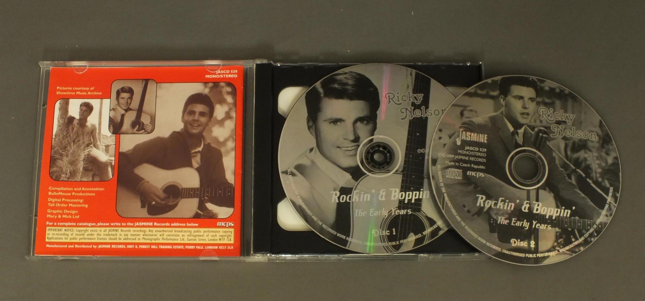 Ricky Nelson - Rockin' With Ricky
