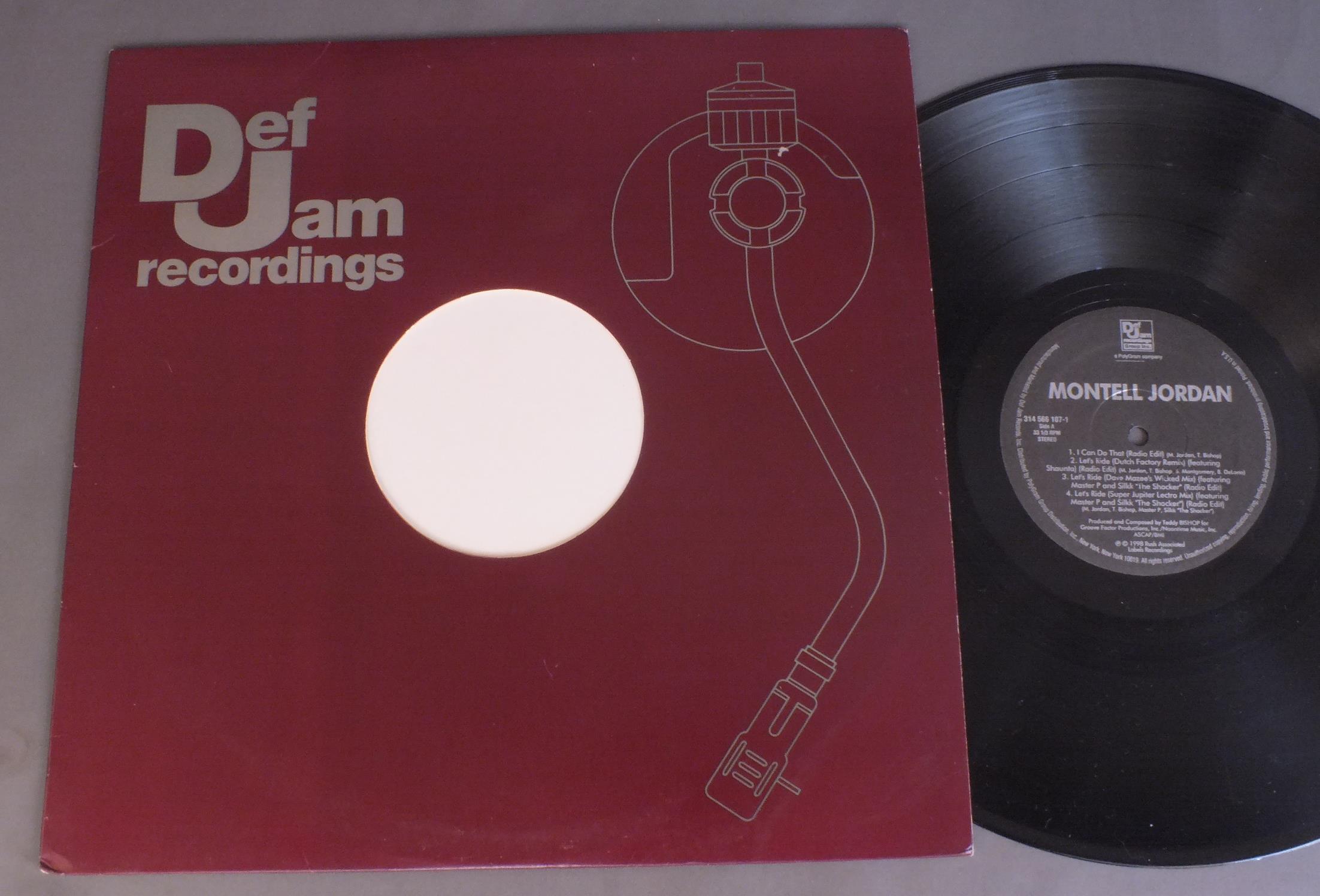 Various - Deff Jam Presents Phat Grooves