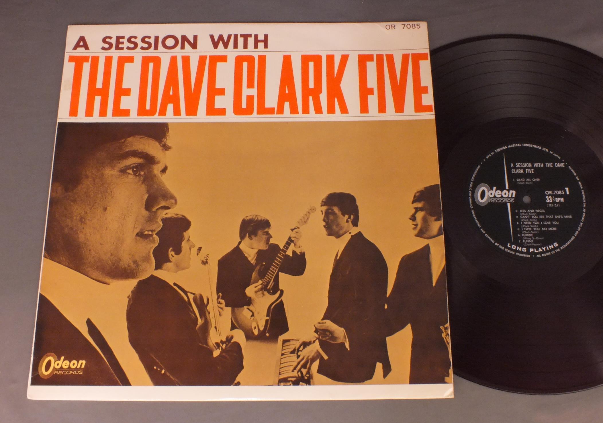 DAVE CLARK FIVEデイブ・クラー...