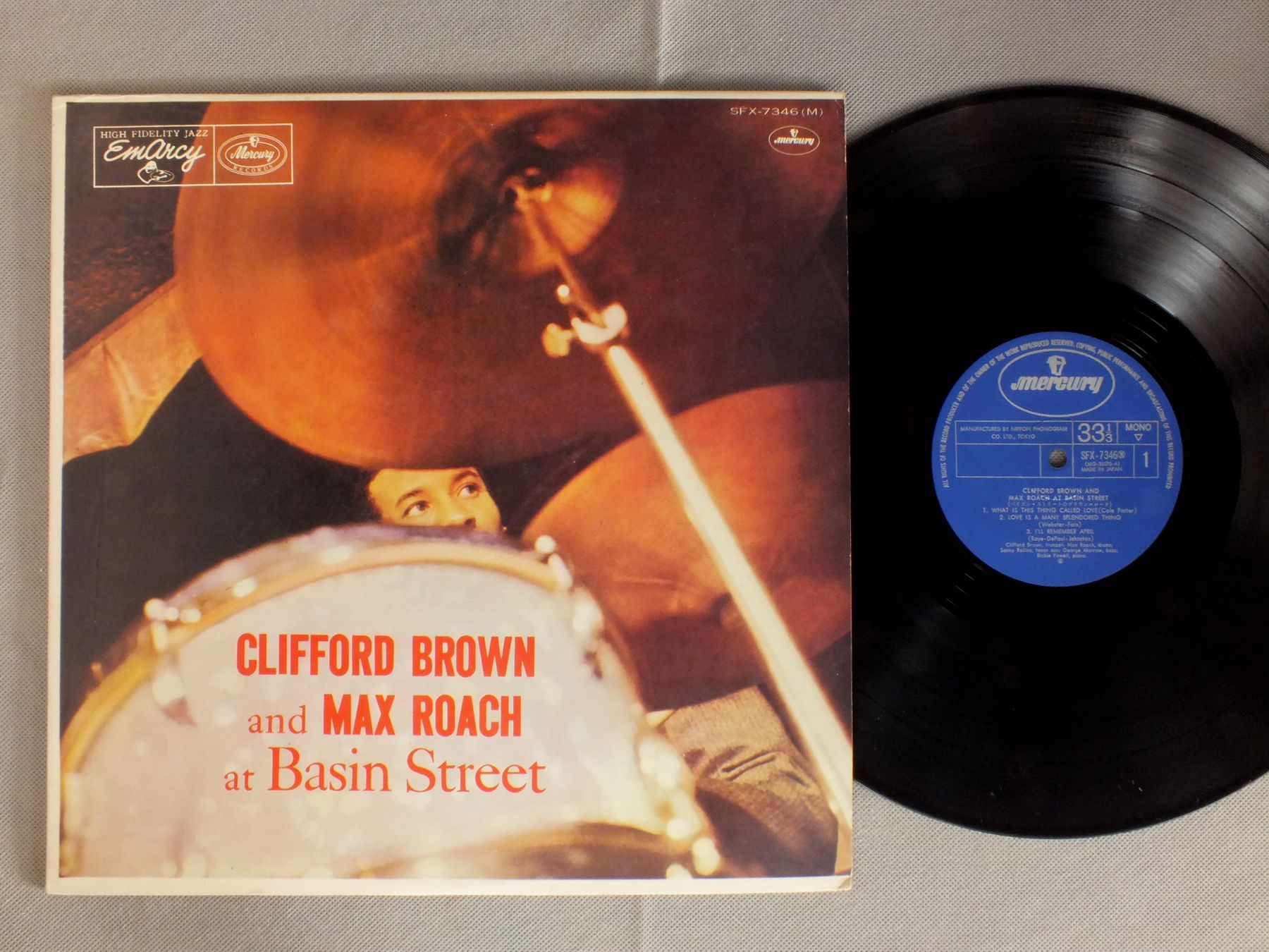 clifford brown and max roach clifford brown and max roach at basin street