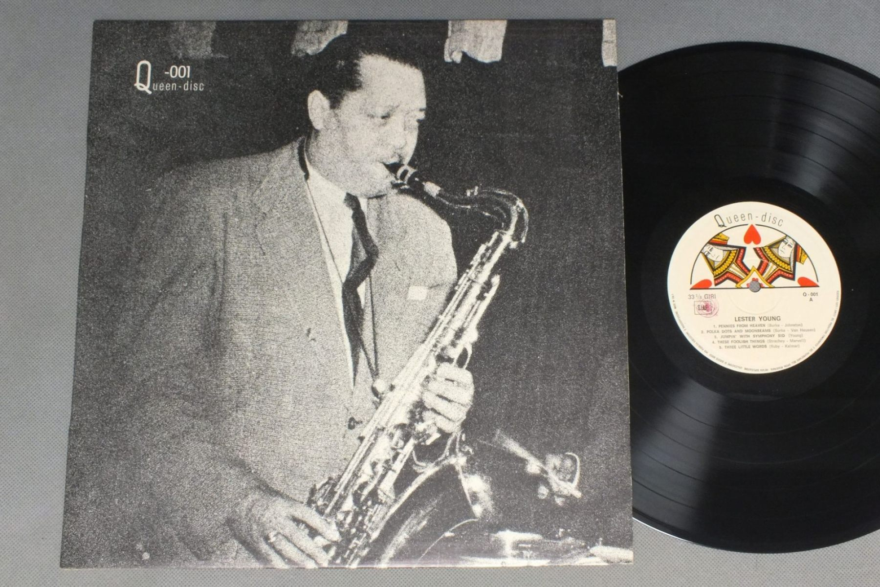 LESTER YOUNG LESTER YOUNG