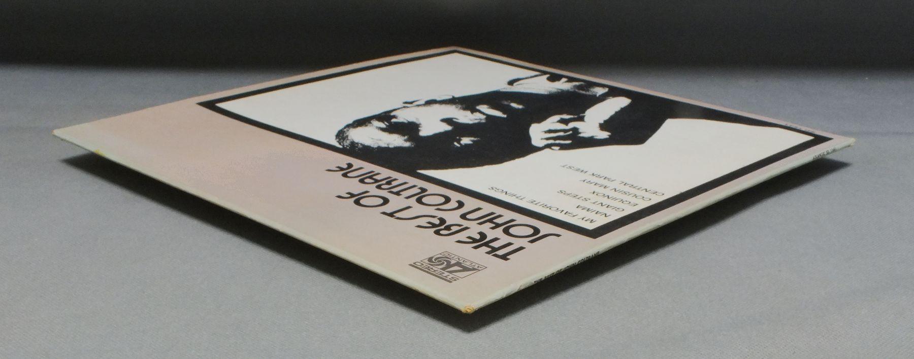 JOHN COLTRANE BEST OF JOHN COLTRANE